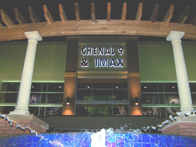 CHENAL 9 IMAX by Luke Draily Construction in Kansas City Missouri