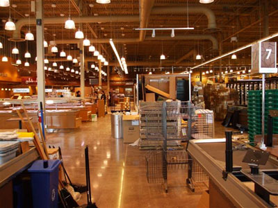 Whole Foods Market by Luke Draily Construction in Kansas City Missouri