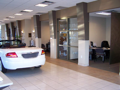 Northland Auto Sales by Luke Draily Construction in Kansas City Missouri