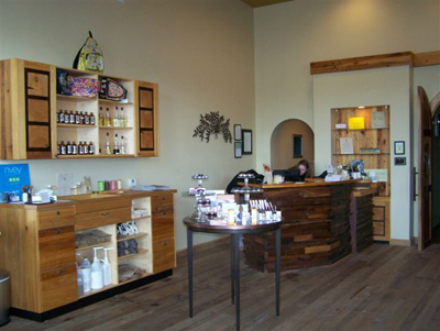 Natural Body Spa & Shoppe by Luke Draily Construction in Kansas City Missouri