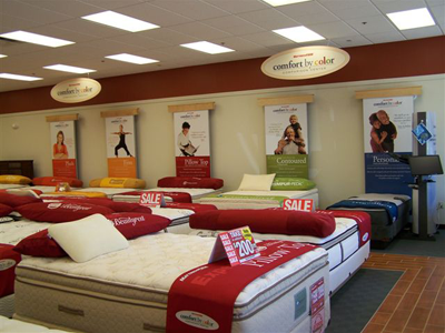 Mattress Firm Retail Construction Project Luke Draily Construction