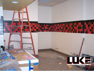 Jimmy John's by Luke Draily Construction in Kansas City Missouri