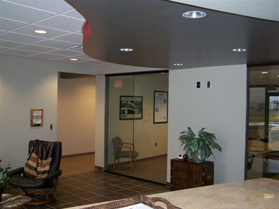 Luke Draily Office by Luke Draily Construction in Kansas City Missouri