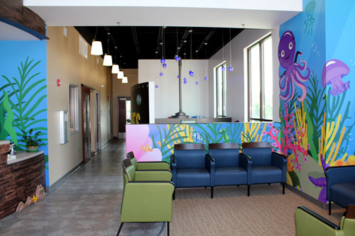 Dentistry for Children by Luke Draily Construction in Kansas City Missouri