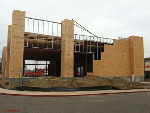 Pad Site B Retail at East Hills by Luke Draily Construction in Kansas City Missouri