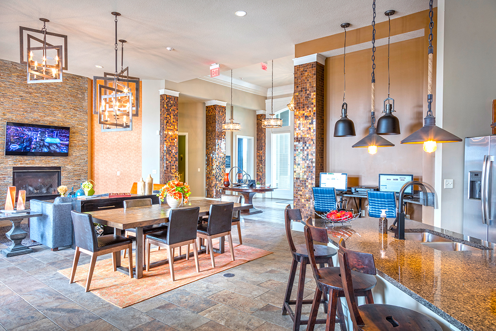 Brighton Creek Apts. Homes & Commerical by Luke Draily Construction in Kansas City Missouri