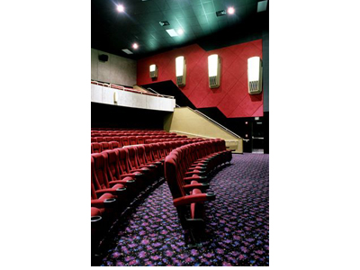 NorthGlen 14 Theatres by Luke Draily Construction in Kansas City Missouri