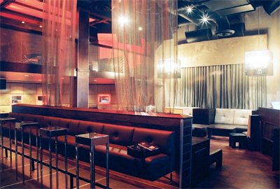 Blonde Night Club by Luke Draily Construction in Kansas City Missouri