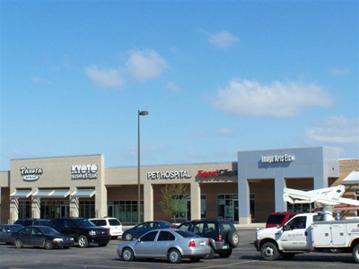 Deer Creek Marketplace by Luke Draily Construction in Kansas City Missouri