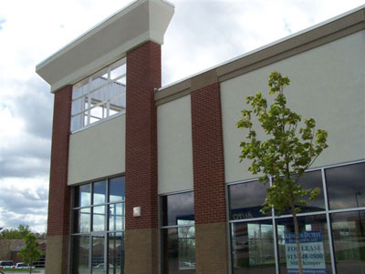 Parkville Retail Shops by Luke Draily Construction in Kansas City Missouri