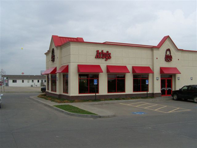 Arby's Restaurant by Luke Draily Construction in Kansas City Missouri