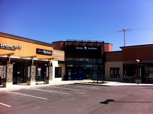 Quivira 95 Retail Shops by Luke Draily Construction in Kansas City Missouri