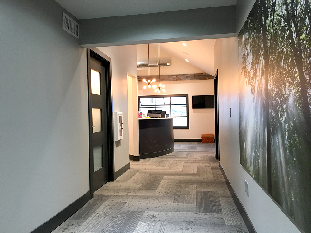 Hildebrand Dental by Luke Draily Construction in Kansas City Missouri