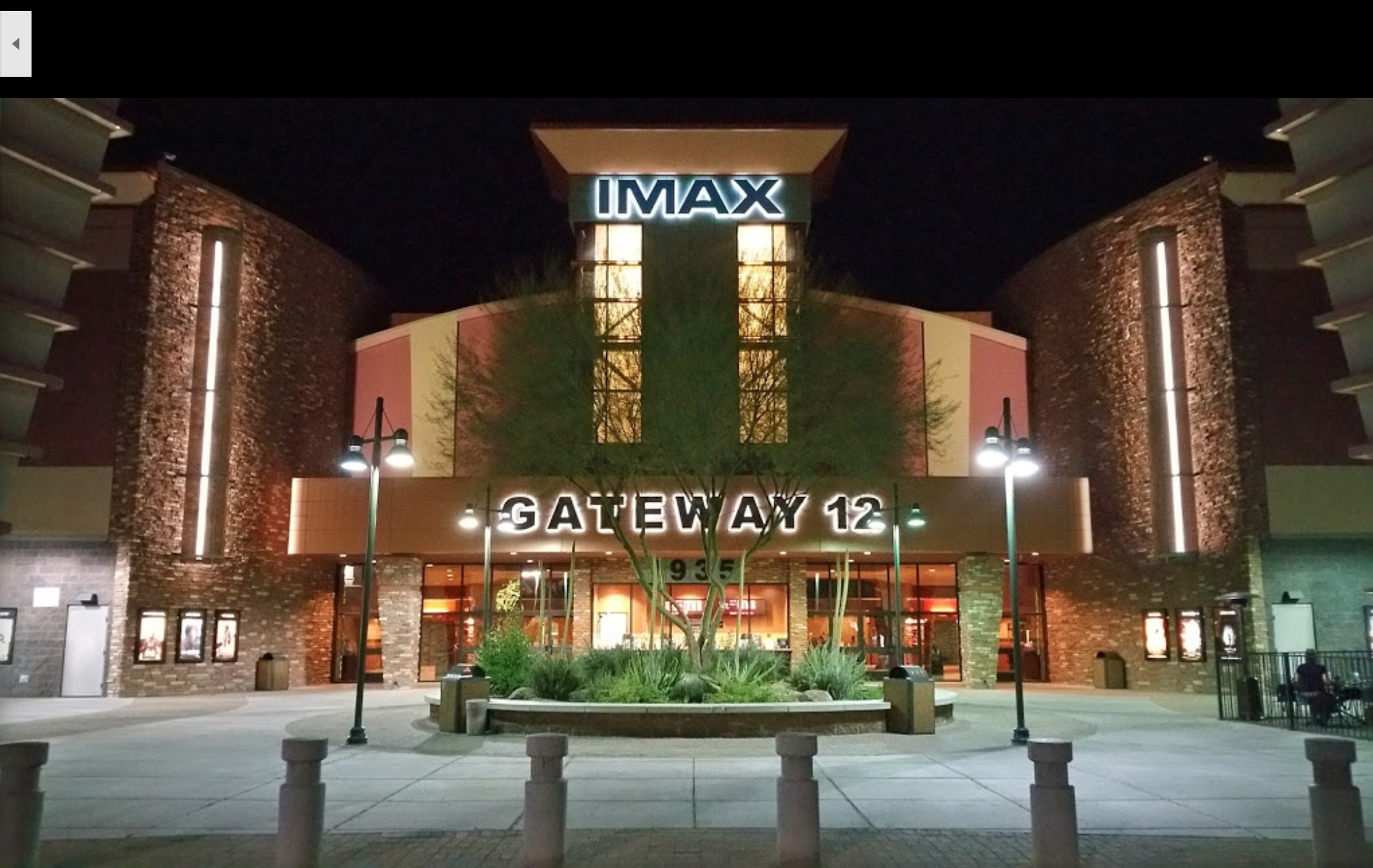 GATEWAY 12 THEATRES by Luke Draily Construction in Kansas City Missouri
