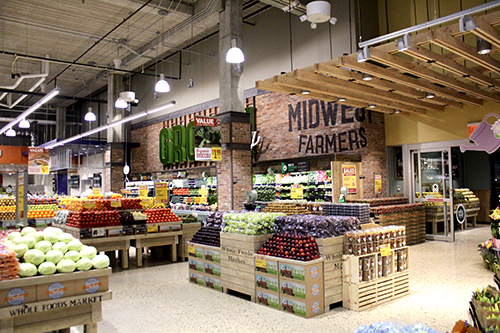 Whole Foods - Saint Paul by Luke Draily Construction in Kansas City Missouri
