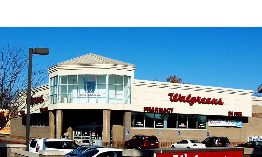 Walgreens Pharmacy and Retail Store, a 14,120 square feet New Free Standing Drugstore done by Luke Draily Construction in Kansas City Missouri